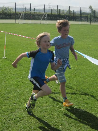 Race for Life 2015