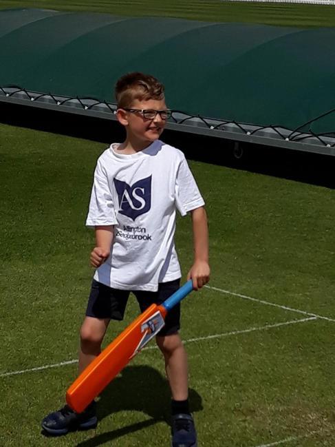 Olly, All Stars Cricket