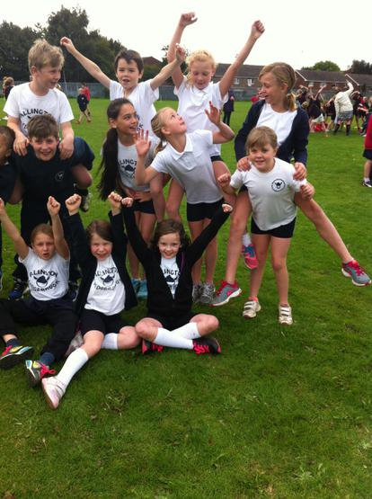 Year 5/6 Cross Country