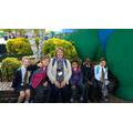 Mrs Jones & her group!
