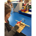 Learning to use the hand held saws safely