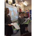 Reading our writing to an audience