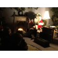 Meeting a Victorian Father Christmas