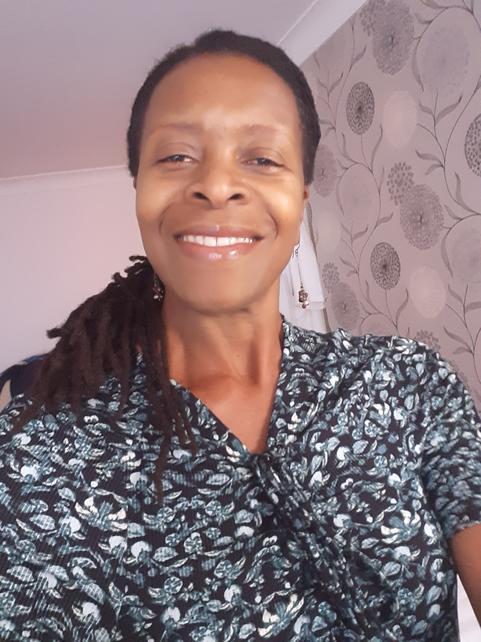 Eileen Walker - Year 6 Teacher & Geography Lead