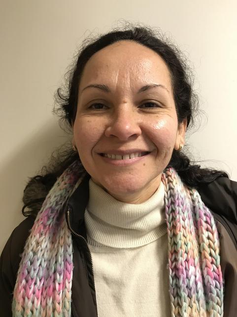 Elizabeth Mendes - Teaching Assistant
