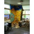 Classroom role play area