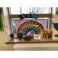 Early Years' rainbow