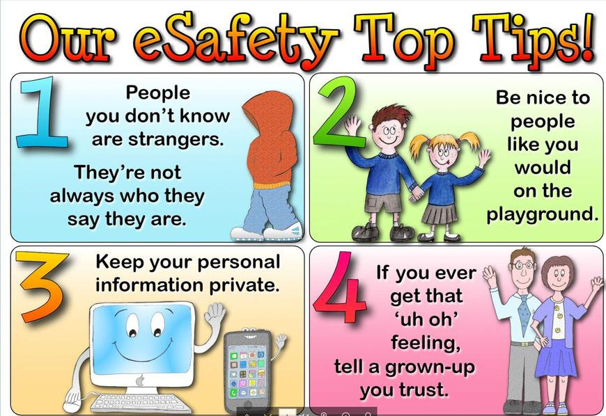 Infant school rules