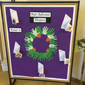Year 4 Advent Display