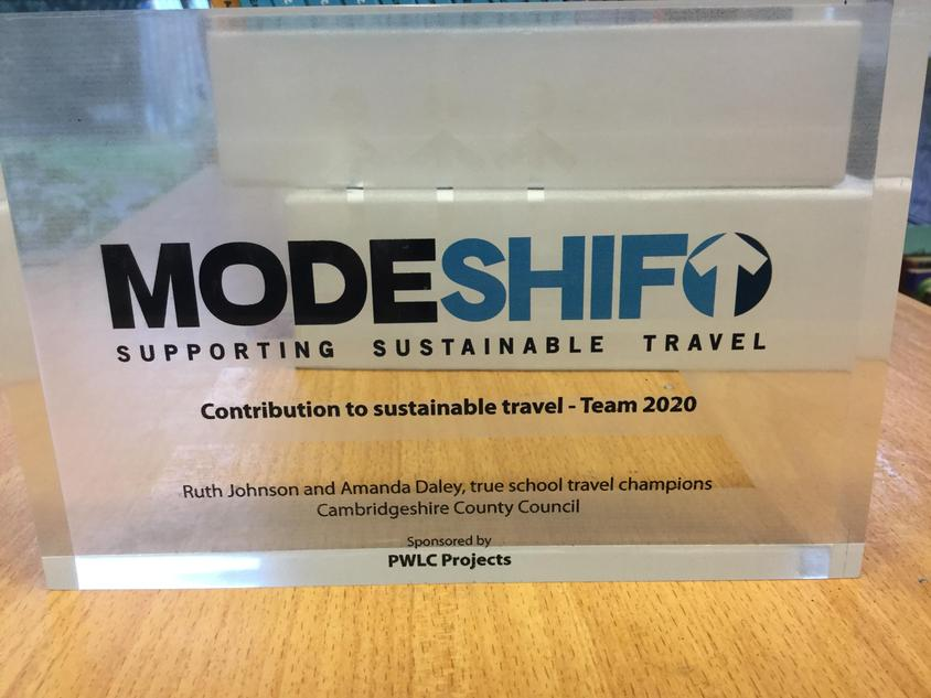 Modeshift Trophy