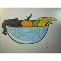Kimora's fruit bowl.