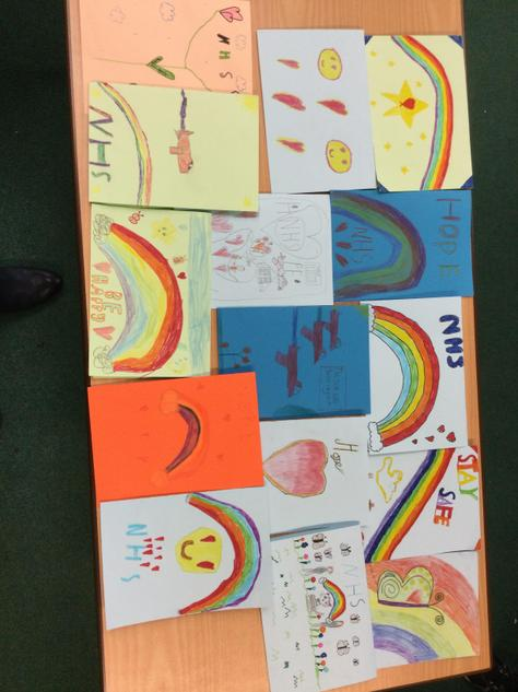 Our beautiful cards.