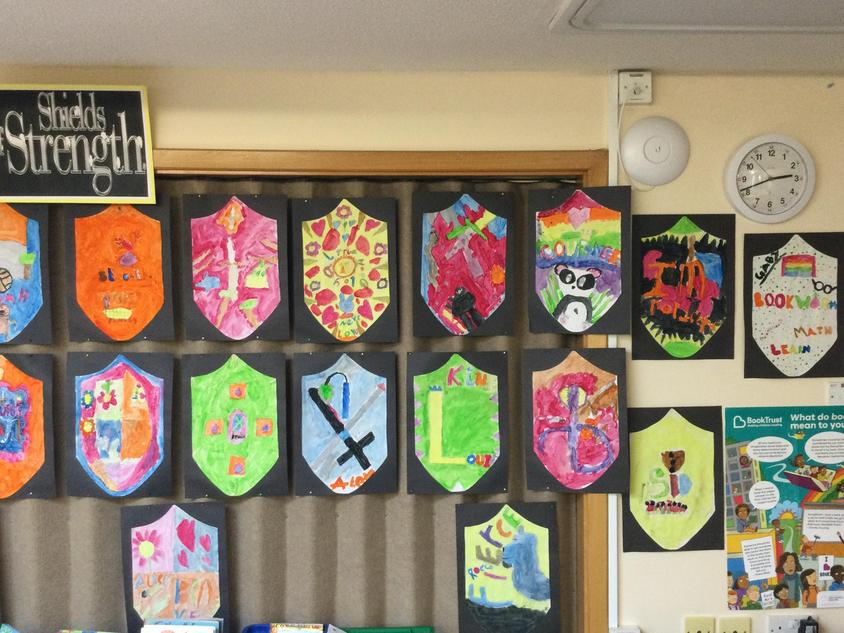 Our Shields