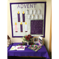 Year 3 Advent Display