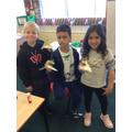 Max, Ismaeel & Inayah RB
