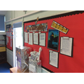 Take a look at our Iron Giant English display!