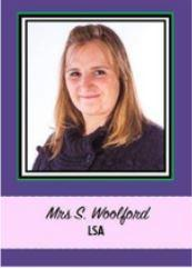 Mrs Woolford LSA