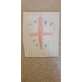 Joshua has designed a UK shield.