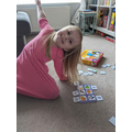 Playing phonic games and going on sound hunts.