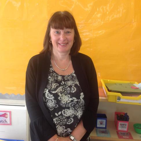 Mrs Williams- Nursery Officer