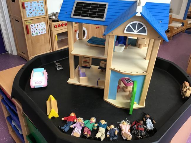 Dolls House Mini World