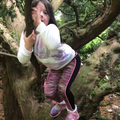 Explore the woods and climb trees.