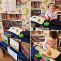 Playing libraries and loving books!