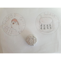 George designed his coin before making it.