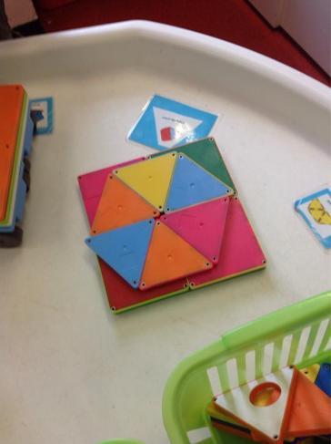 A hexagon by Ezrayah