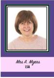 Mrs Myers LSA