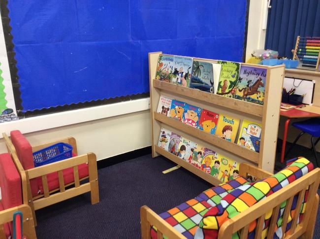 Reading Area  Ash Class