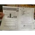 Yara has done her Maths challenge.