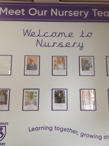 Our Nursery Team!