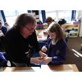 Thank you to all our parent helpers.