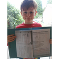 William has done Maths and English challenges.