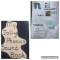 Make a phoneme book.