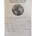 Sarina's writing