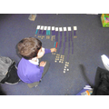 How many 10p coins are needed to make 60p?