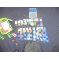 Understanding the value of numbers to 20.