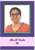 Mrs Purba EAL
