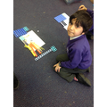 Learning how many tens and ones are in  numbers.