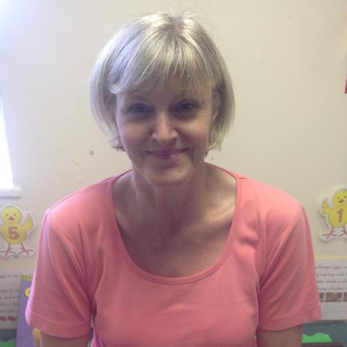 Mrs Howcroft- Nursery Officer