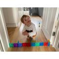Making long rectangular walls!