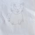 Alpha's cat.
