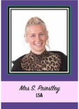 Miss Priestley LSA