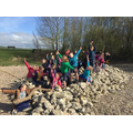 Class 2 at Carsington Water.