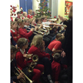 The Christmas concert.