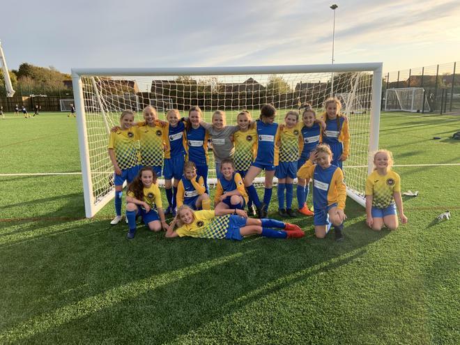 Year 5/6 Girls football fixtures