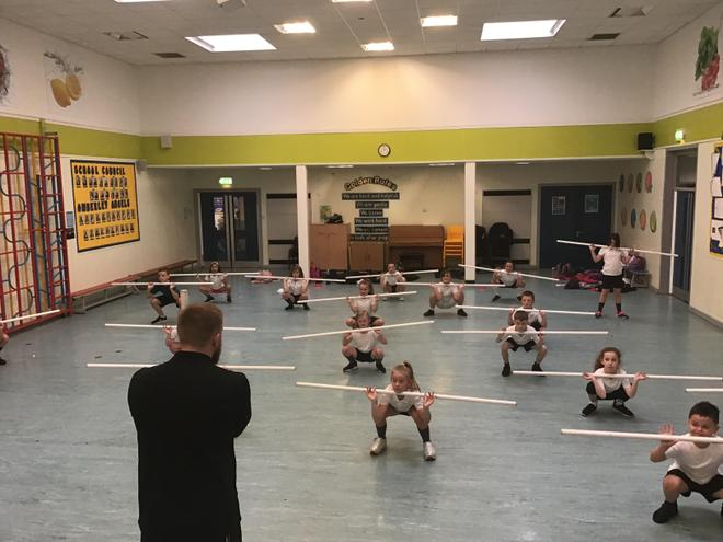 Crossfit Afterschool Club