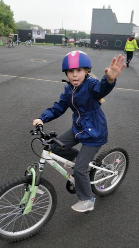 KS2 Bike-ability